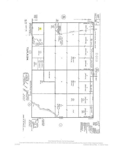 0 Vac/2-1/2 Mi N Avenue Frwy/Vic, Acton, CA 93510