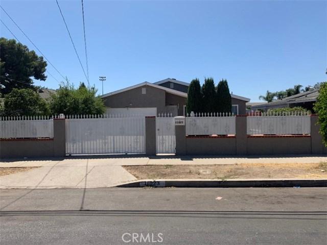 11023 De Foe Avenue, Pacoima, CA 91331
