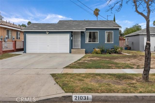 21031 Runnymede Street, Canoga Park, CA 91303