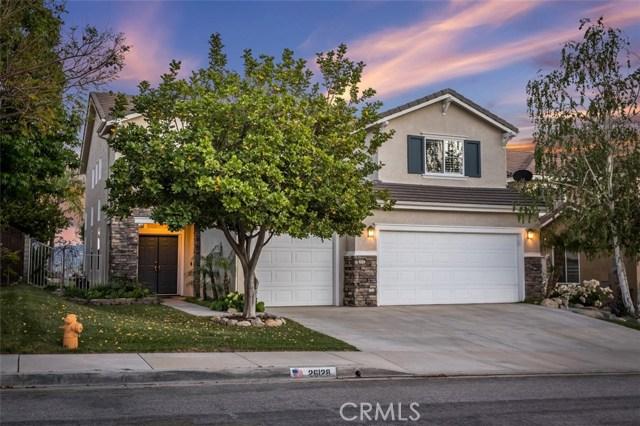 26128 Ohara Lane, Stevenson Ranch, CA 91381