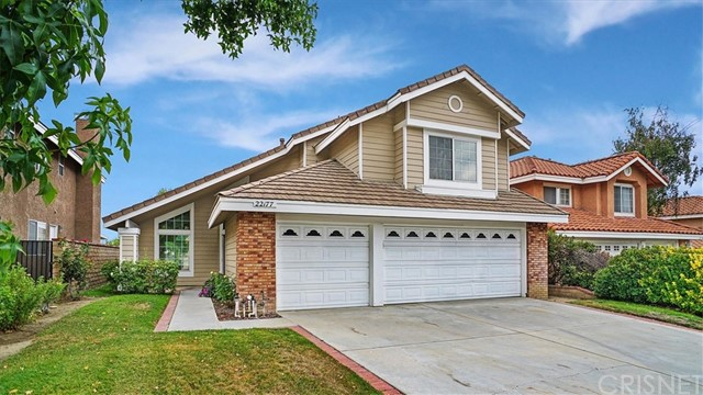 22177 Pamplico Drive, Saugus, CA 91350