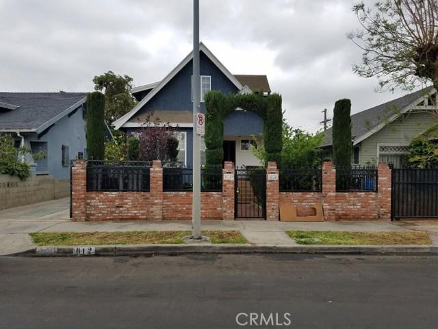 612 W 42nd Street, Los Angeles, CA 90037