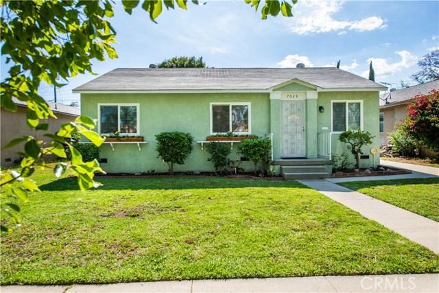 7023 Murietta Avenue, Van Nuys, CA 91405