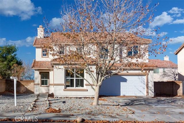 44033 Dahlia Street, Lancaster, CA 93535