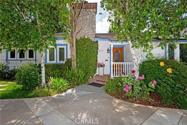5647 Oakdale Avenue, Woodland Hills, CA 91367