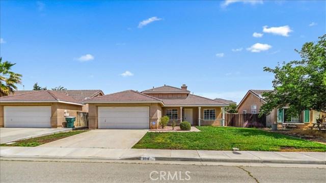 3719 Garnet Avenue, Rosamond, CA 93560