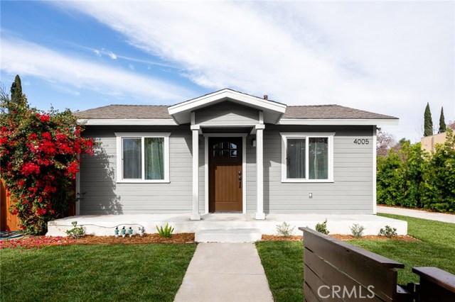 4005 Sequoia Street, Los Angeles, CA 90039
