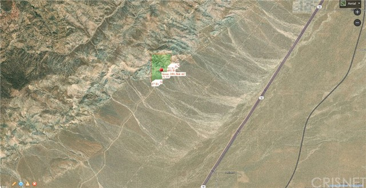 0 Aqueduct, Mojave, CA 93501