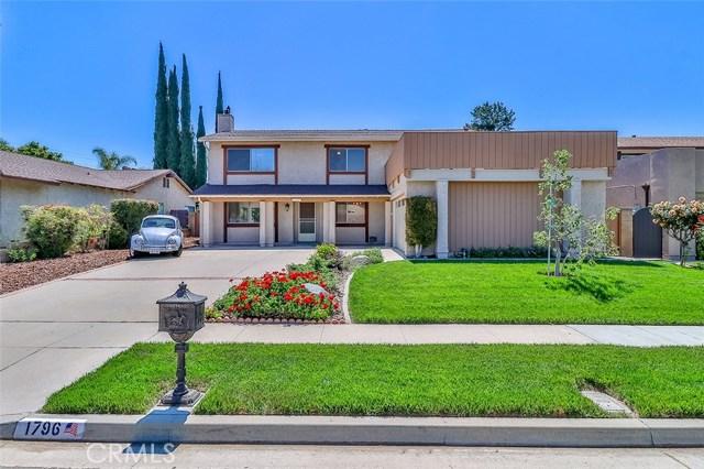 1796 Darrah Avenue, Simi Valley, CA 93063