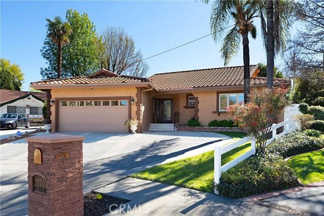 23740 Carard Street, Woodland Hills, CA 91367