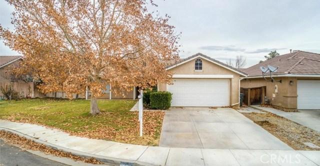 3743 Cedarwood Court, Rosamond, CA 93560