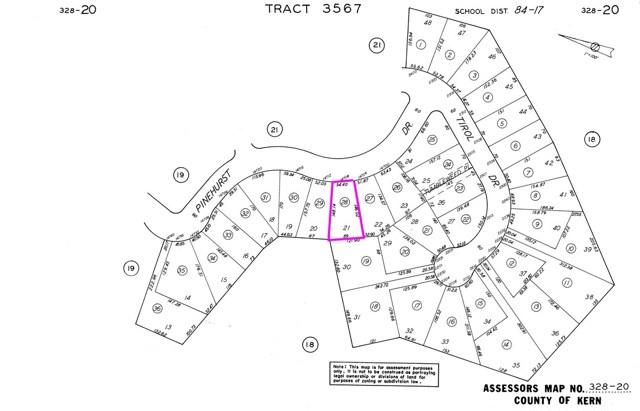 14708 Pinehurst Drive, Pine Mtn Club, CA 93225