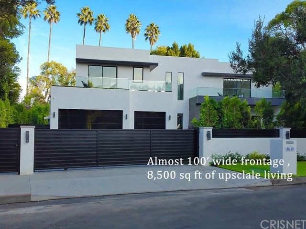 4810 Woodley Avenue, Encino, CA 91436