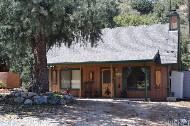 2213 Zermatt Drive, Pine Mtn Club, CA 93222