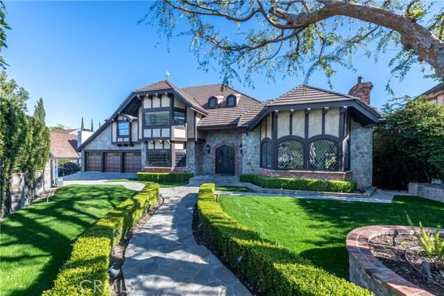 17069 Oak View Drive, Encino, CA 91436