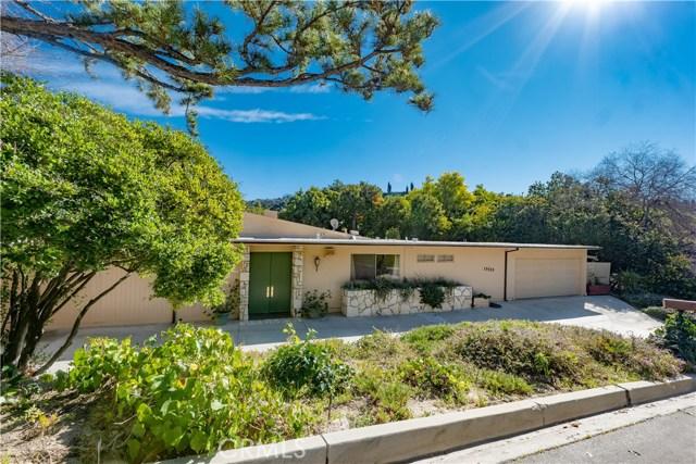 15525 High Knoll Road, Encino, CA 91436