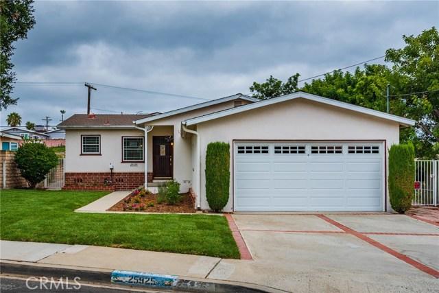 25925 Matfield Drive, Torrance, CA 90505