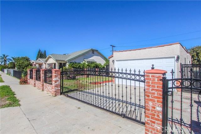 1427 West 66th, Los Angeles, CA 90047
