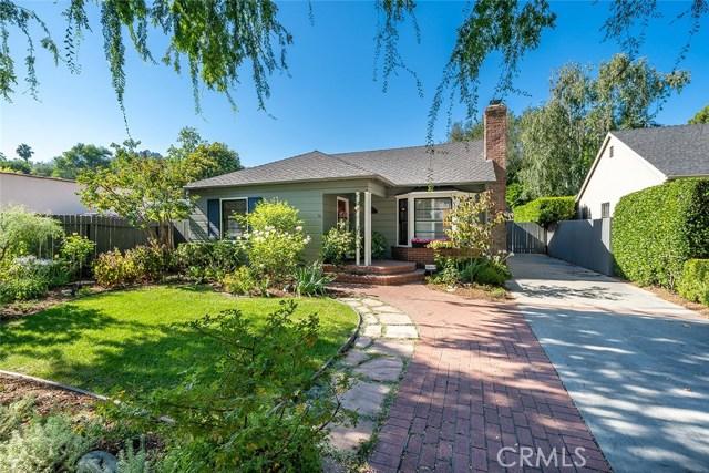 1275 Lida Street, Pasadena, CA 91103