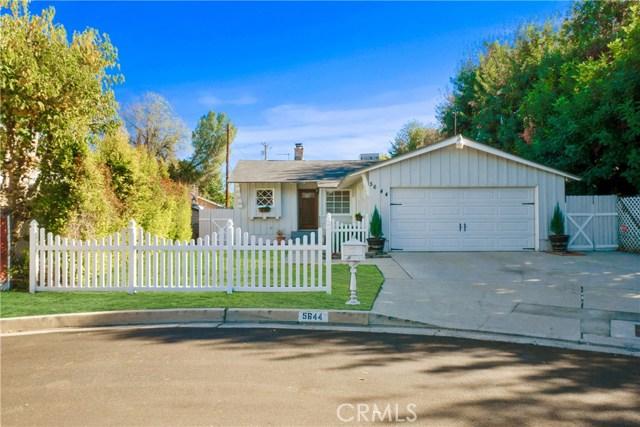 5644 Topeka Drive, Tarzana, CA 91356