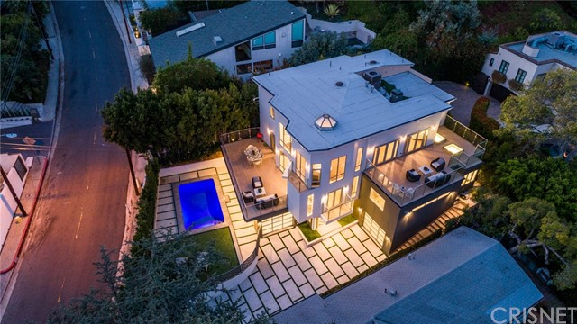 1432 N Kings Road, Hollywood Hills, CA 90069