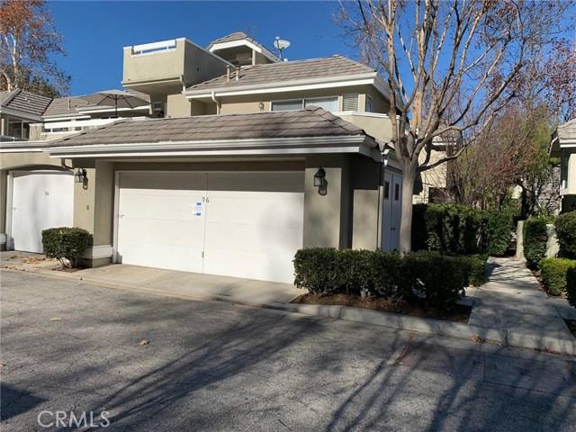 23965 Arroyo Park Drive 96, Valencia, CA 91355