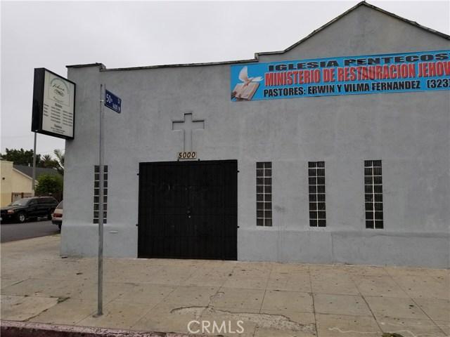 5000 S Western Avenue, Los Angeles, CA 90062