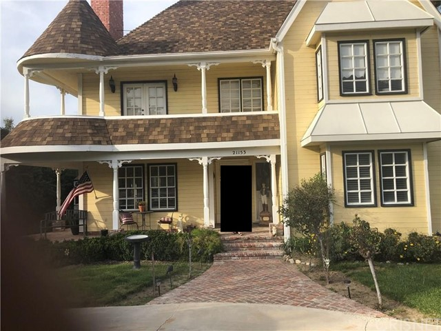 21153 Placerita Canyon Road, Newhall, CA 91321