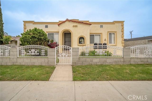6133 Pala Avenue, Maywood, CA 90270