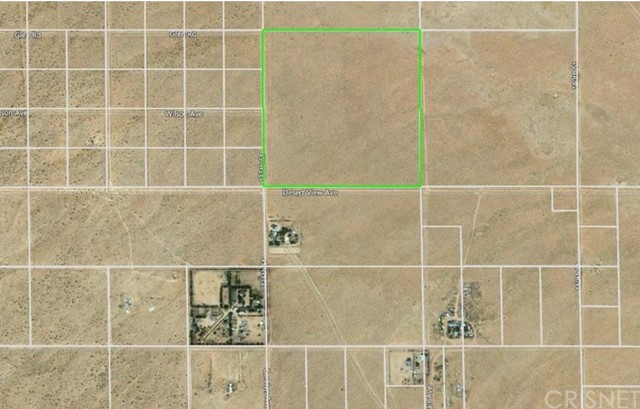 13500 Desert View Avenue, North Edwards, CA 93523