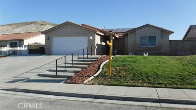 2137 Natalie Drive, Rosamond, CA 93560