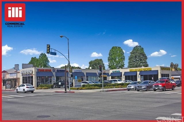 12501 Burbank Boulevard, Valley Village, CA 91607
