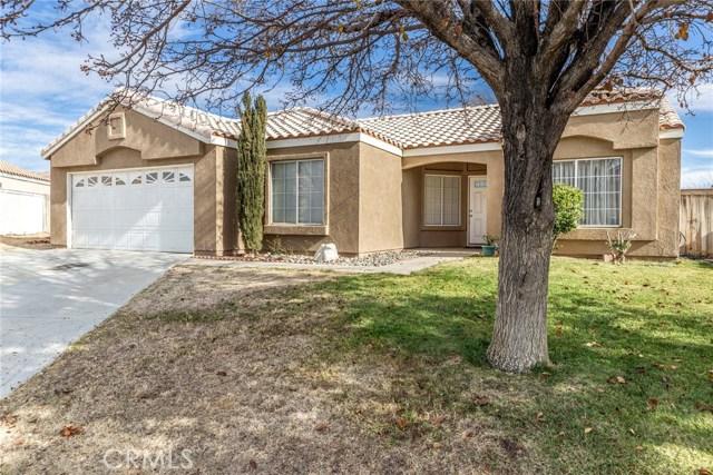 3312 Campbell Street, Rosamond, CA 93560