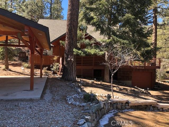 1721 Matterhorn Drive, Pine Mtn Club, CA 93222