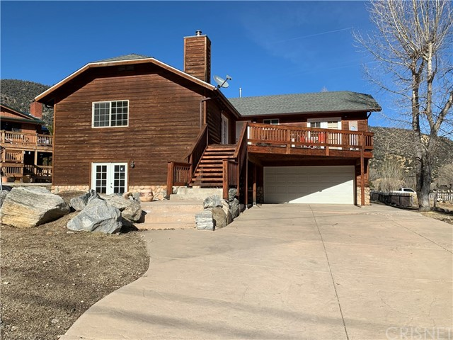 16509 Oakwood Way, Pine Mtn Club, CA 93222