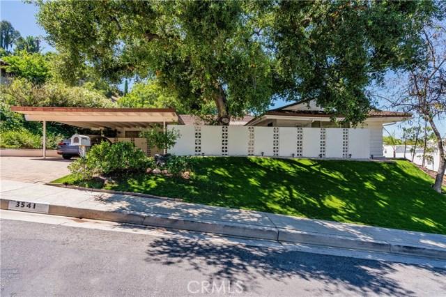 3541 Vista Haven Road, Sherman Oaks, CA 91403