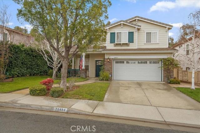 28024 Liana Lane, Valencia, CA 91354
