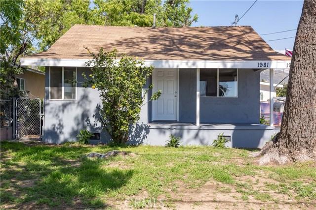 1981 8th Street, San Fernando, CA 91340