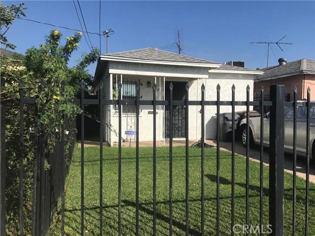 819 W Cherry Street, Compton, CA 90222