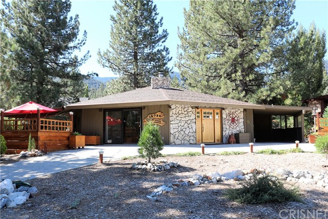 16720 Mil Potrero, Pine Mtn Club, CA 93222