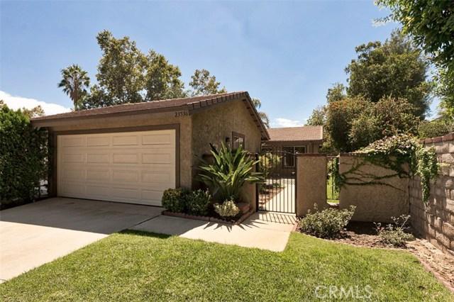 23536 Platina Drive, Valencia, CA 91355