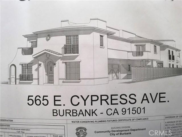565 E Cypress Avenue, Burbank, CA 91501