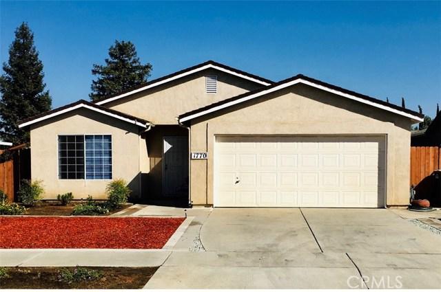 1770 Cochran Avenue, Tulare, CA 93274