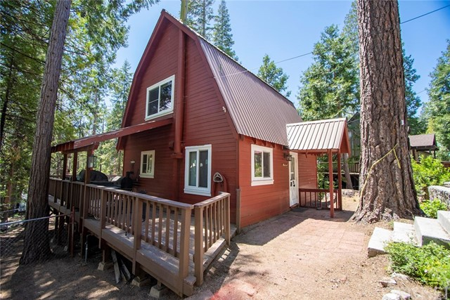 42068 Buckeye Lane, Shaver Lake, CA 93664
