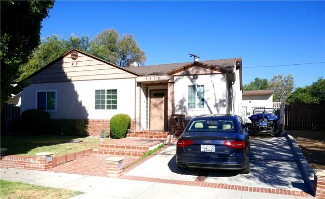 5856 Alonzo Avenue, Encino, CA 91316
