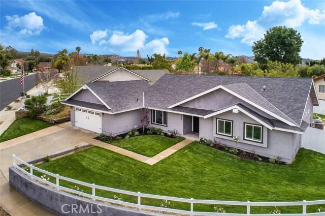 4589 Vista Del Valle Drive, Moorpark, CA 93021
