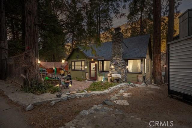 39602 Prospect Drive, Forest Falls, CA 92339