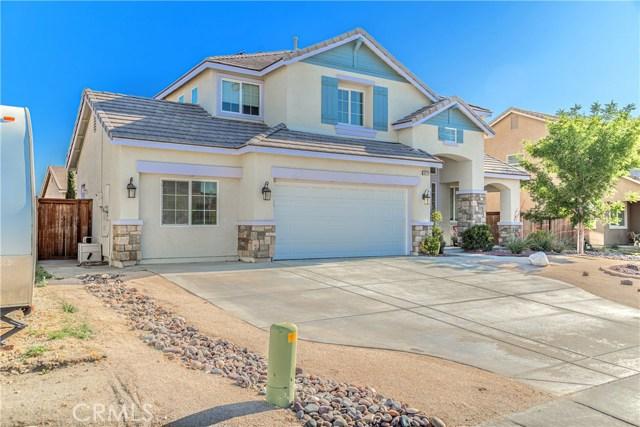 3217 Perdot Avenue, Rosamond, CA 93560