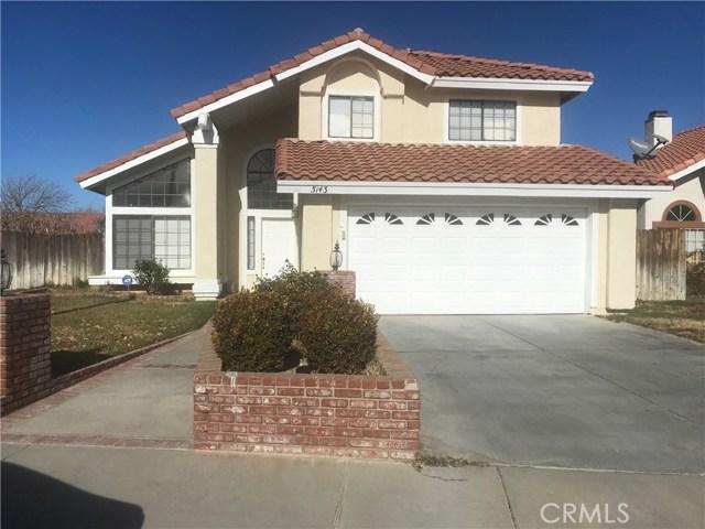 3143 Fern Avenue, Palmdale, CA 93550