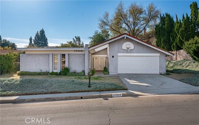 17608 Sidwell Street, Granada Hills, CA 91344